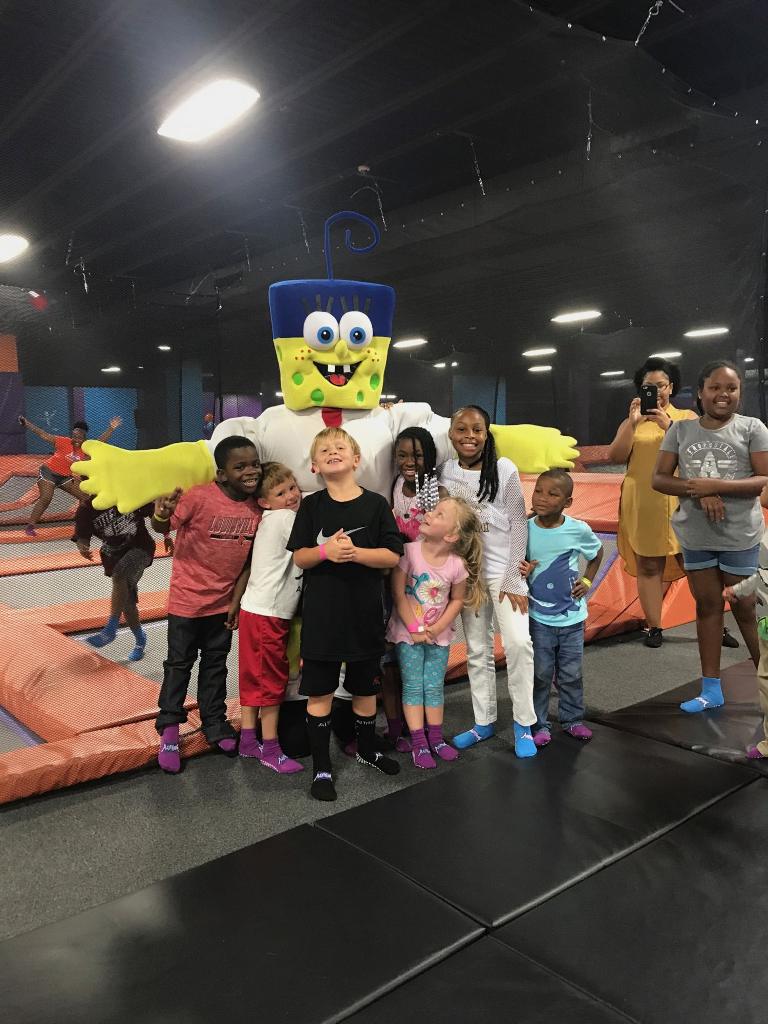 Cool Kids Birthday Party Places Near Me Altitude Trampoline Park Louisville